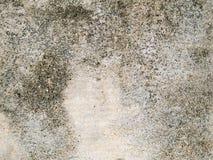 Macro textuur - verkleurd beton - stock afbeelding