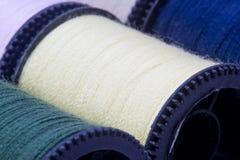 Macro of Thread Stock Photo
