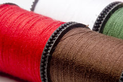 Macro of Thread Royalty Free Stock Image