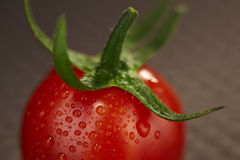 Macro tomato Royalty Free Stock Photo