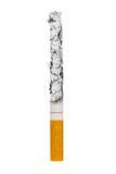 Macro van sigaret stock afbeeldingen