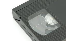 Macro of videotape Stock Images