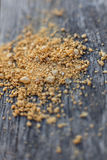 Macro view of grains of sand Royalty Free Stock Photography