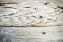 Old gray wooden wall, background photo texture royalty free stock photography