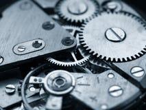 Macro watch detail Stock Image