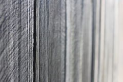 Macro Weathered Timber Fence Royalty Free Stock Photography