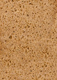 Macro of wholemeal bread texture Royalty Free Stock Photography
