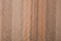 Macro of Wood Veneer Royalty Free Stock Images