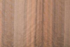 Macro of Wood Veneer Royalty Free Stock Images