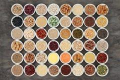 Macrobiotic Health Food Royalty Free Stock Photo