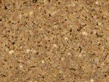 Macroestructura del pan. Fondo Foto de archivo