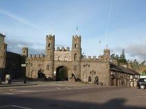 Macroom城堡 图库摄影