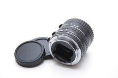 Macrorings for camera Royalty Free Stock Photo