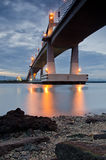 Mactan bridge Stock Photography