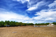 mactan Cebu wyspa obrazy stock