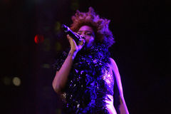 Macy Gray Royalty Free Stock Photos