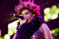 Macy Gray Royalty Free Stock Image