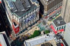 Macy, New York Immagini Stock Libere da Diritti
