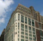 Macy ` s先驱广场,纽约, NYC,美国 免版税库存照片