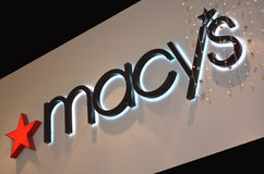 Macy's Stock Photography