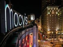 Macy ` s 免版税库存图片