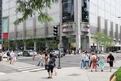 Macy's Chicago Image libre de droits