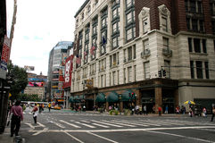 Macy's Department Store, Manhattan, NYC. Royalty Free Stock Image