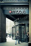 Macy's Herald Square NYC Stock Photo