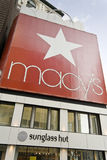 Macy's Store Royalty Free Stock Images