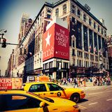 Macy's store in Manhattan Royalty Free Stock Image