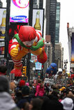 Macy's Thanksgiving Day Parade 2010 Stock Photo