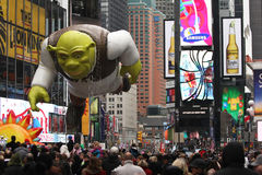 Macy's Thanksgiving Day Parade 2010 Stock Photography