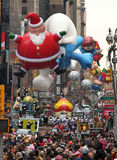 Macy's Thanksgiving Day Parade 2010 Royalty Free Stock Photo