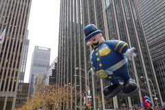 The 2014 Macy's Thanksgiving Day Parade 20 Stock Photography