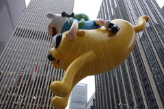 The 2014 Macy's Thanksgiving Day Parade 26 Royalty Free Stock Images