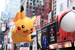 Macy's Thanksgiving Day Parade November 26, 2009 Royalty Free Stock Images