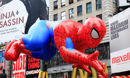 Macy's Thanksgiving Day Parade November 26, 2009 Stock Photography