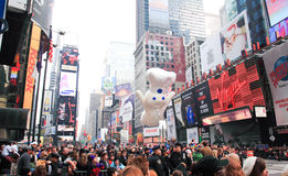 Macy's Thanksgiving Day Parade November 26, 2009 Stock Image