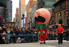 Macy's Thanksgiving Day Prade stock photos