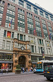 Macys department store in NYC, USA Stock Photography