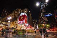 Macys Herald Square NYC Stock Image
