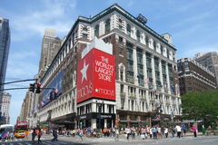 Macys Stock Photography