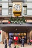 Macys New York City Lizenzfreies Stockfoto