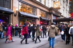 Macys New York City Lizenzfreies Stockbild