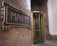 Macys NYC royaltyfria foton