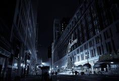 Macys NYC Weihnachten Stockfoto