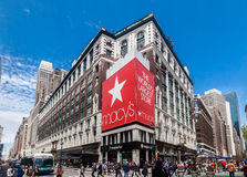 Macys Store New York City Royalty Free Stock Images