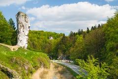 Maczuga Herkulesa, Polonia fotografia stock libera da diritti