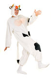 Mad cow Royalty Free Stock Images