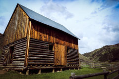 Mad Creek Barn Stock Images